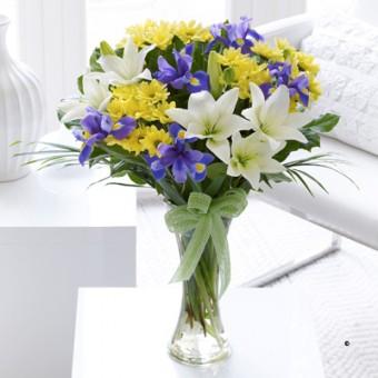 Spring Elegance Vase