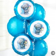 Me to You Baby Boy Balloon Bouquet