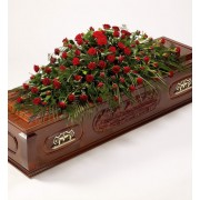 Rose Casket Spray