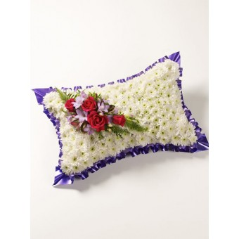 Classic White Pillow