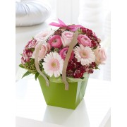 Spring Pinks Gift Bag