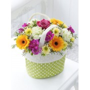 Spring Gift Bag Arrangement